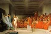 Phryne Before the Areopagus, by Jean-Leon Gerome