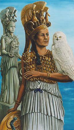 Athena, by Sandra M. Stanton