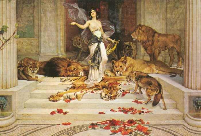Circe, by Wright Barker