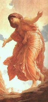 Demeter and Persephone, by Lord Leighton