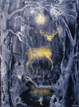Golden Deer, by William Chaiken