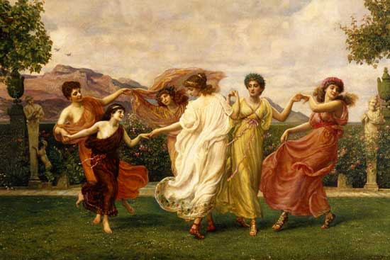 Horae Serenae, by Sir Edward John Poynter