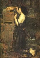 Pandora, by Waterhouse