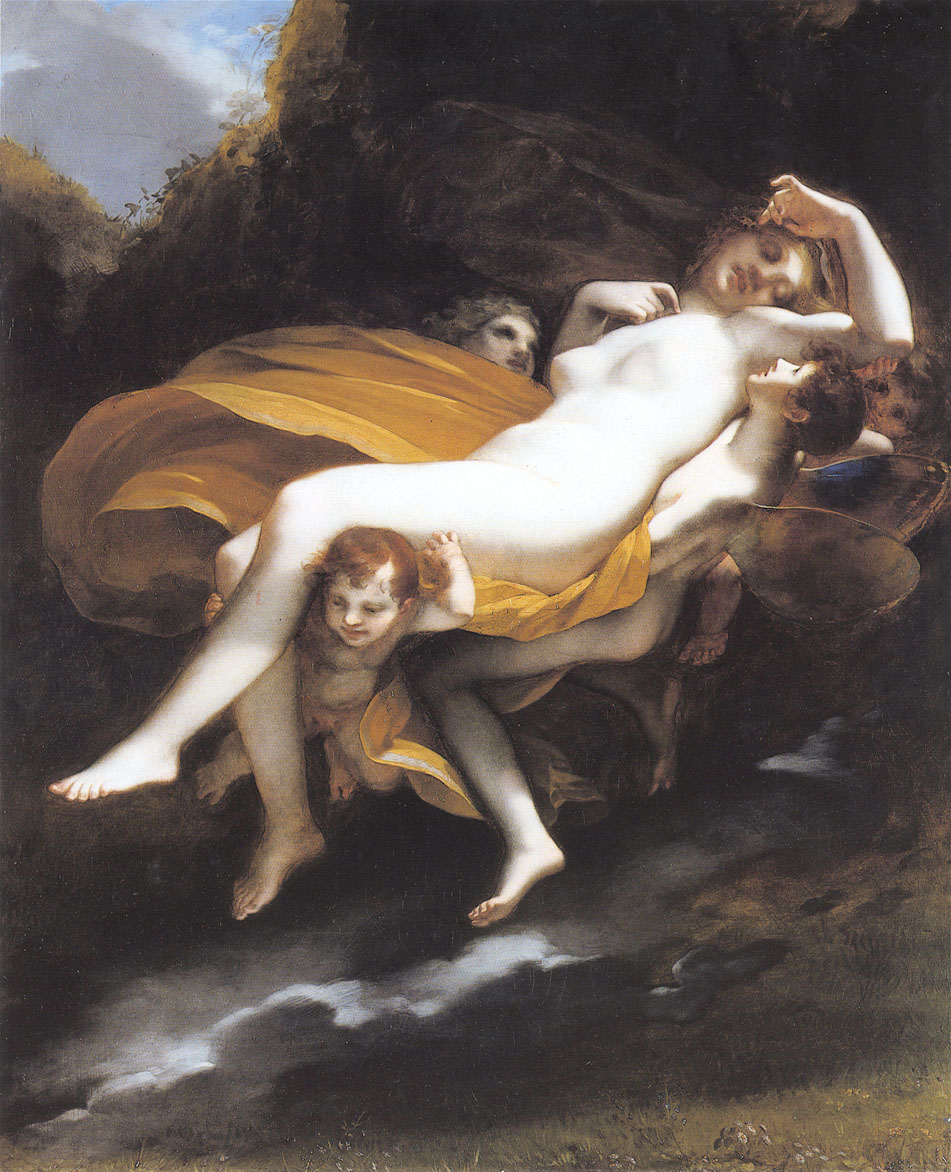 Psyche, by Pierre Paul Prud'hon