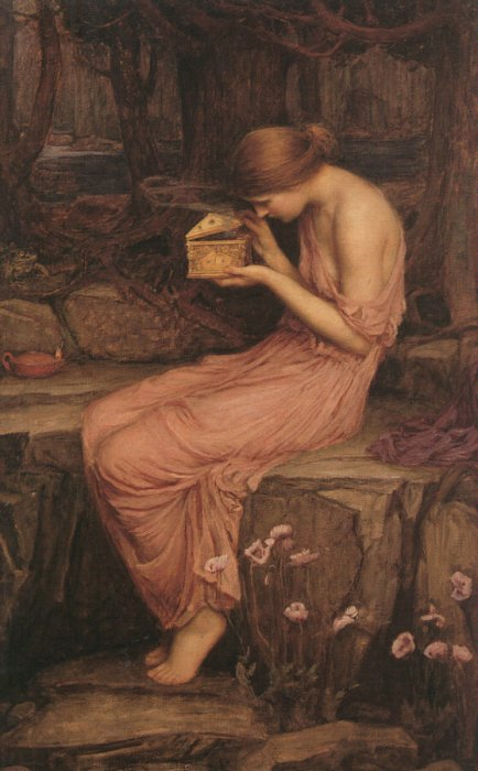 by John Waterhouse