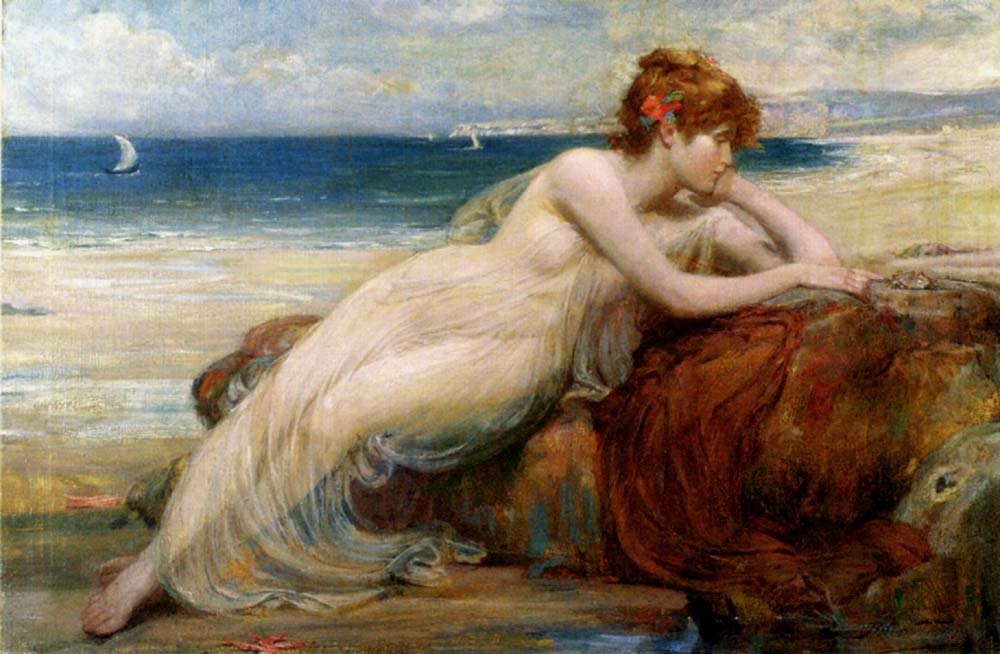 Aphrodite, by Robert Fowler