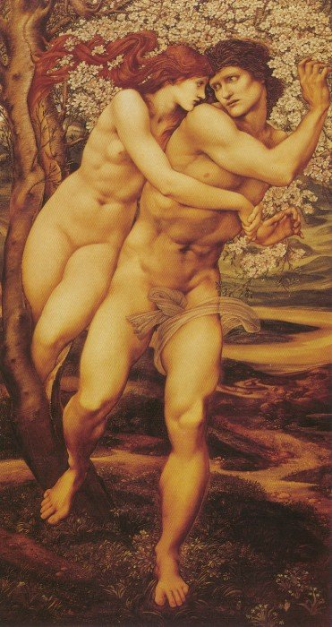 The Tree of Forgiveness, by Sir Edward Burne-Jones